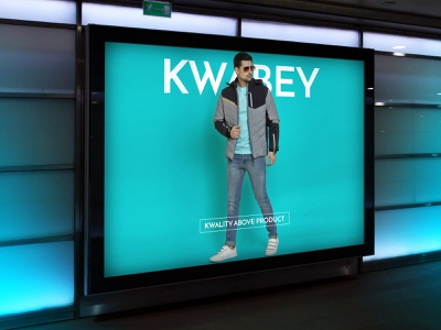 Kwabey Advertisements logo illustraion app ui minimal behance dribbble best shot free dribbbler web flat photoshop branding adobe design dribbble graphic design