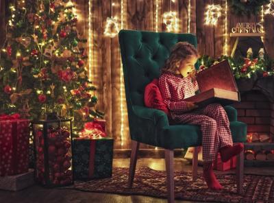 Merry Christmas by Keshav Raj dribbble invite web dribbble best shot dribbble life freelancer graphic design happy new year photography photo green red baby gift christmas