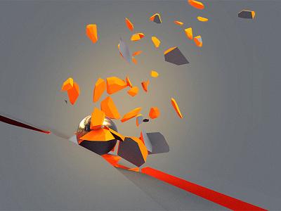 Nike machine pinball animation 3d letloose nike