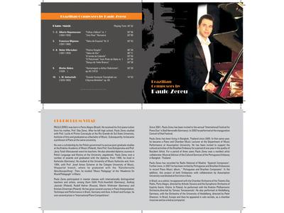 CD/DVD Box Cover