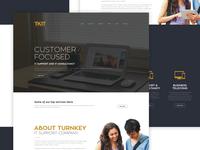 Turnkey Homepage