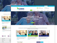 Chinite Resourcing Website