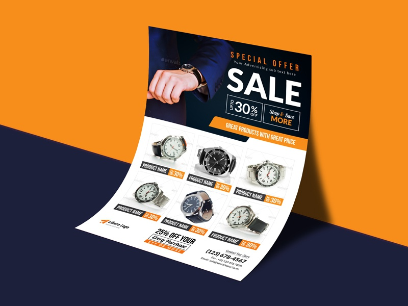 product promotion flyer by jabin hossain dribbble dribbble