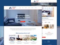 Property Service Website Template