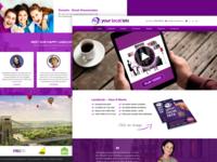 Property Tenants Website