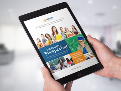 E-Brochure University Prospectus
