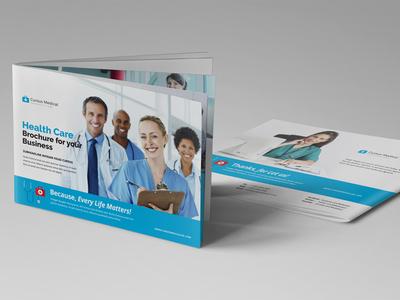 Medical HealthCare Brochure Design