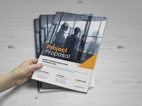 Project Business Proposal Design