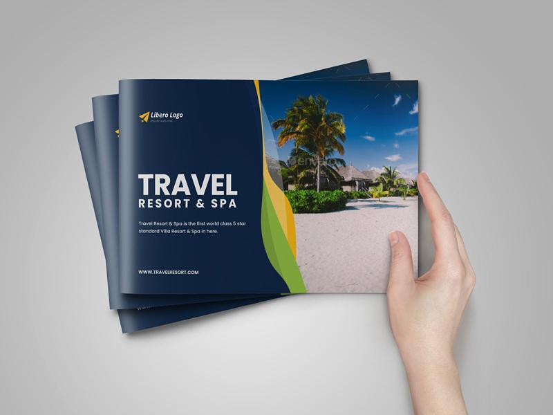 Travel Resort Brochure Design By Jabin Hossain Dribbble