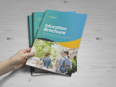 Education Prospectus Brochure