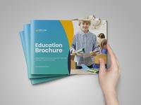 Education Prospectus Brochure