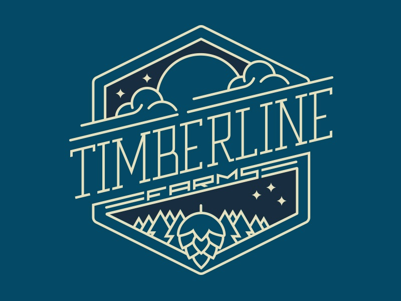 Timberline night