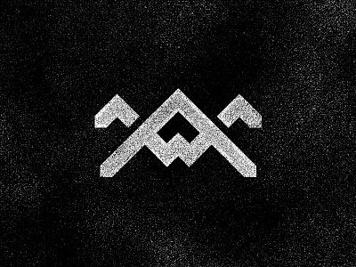 New Self Promo Identity Option monogram mark logo brand