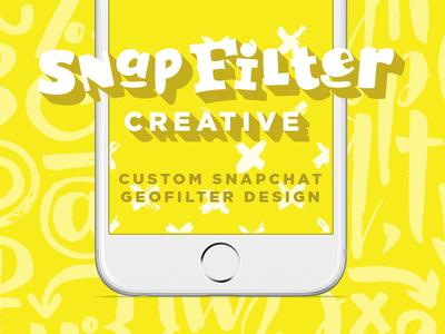 Snapfilter Creative