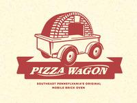 Pizza Wagon Logo