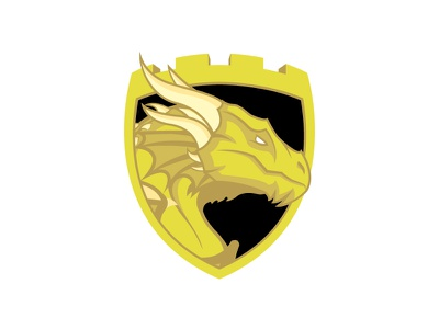 Dragons Logo dragons logo vectors brand
