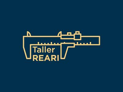 Reari Logo logo brand