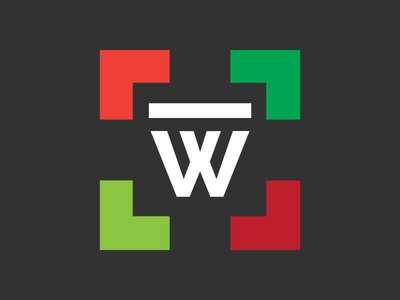 Tile Wichita Logo adobe illustrator logo design logo