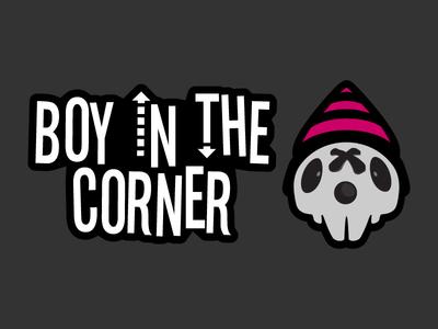 Boy In the Corner Studios branding adobe illustrator logo design logo