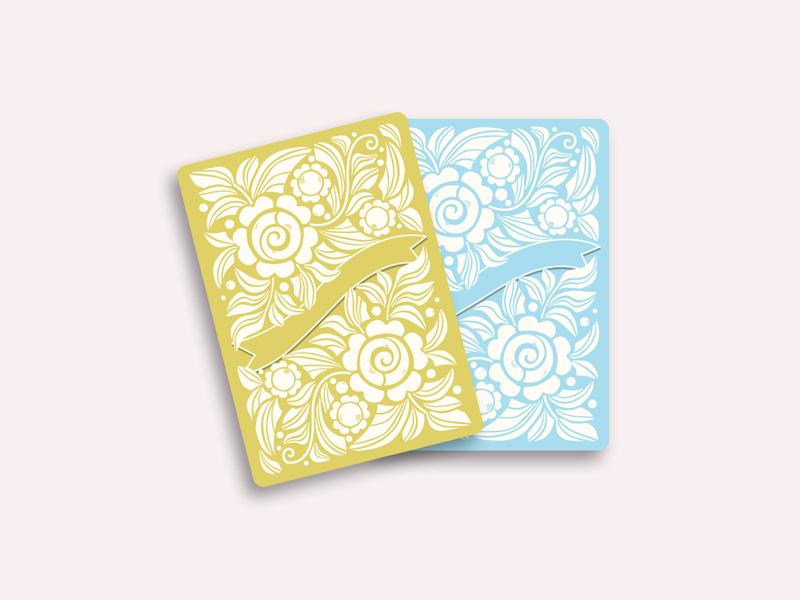 Linocut Greeting Cards