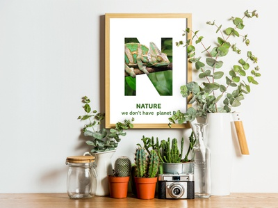 Nature/ Poster