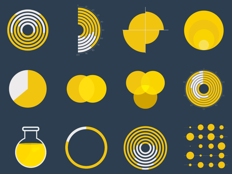 Ultimate Infographics Pack motion graphic infographics after effects 2d flat infographic elements chart