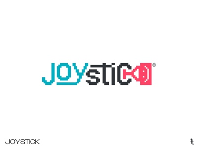 JOYSTICK | Day 50th | #dailylogochallenge picture logo lettering typography branding dailylogochallenge minimal project vector design