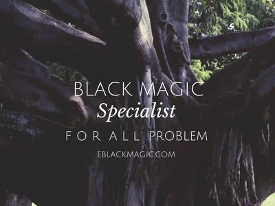 Black Magic to get ex back