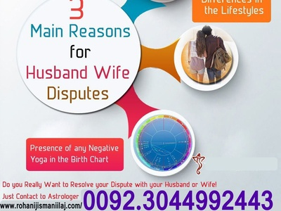 Husband Wife Problems Solution