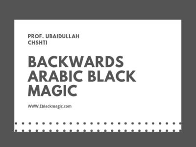 Arbic Black Magic