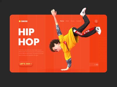 Dancing trendy man 2 web webdesign illustration c4d design