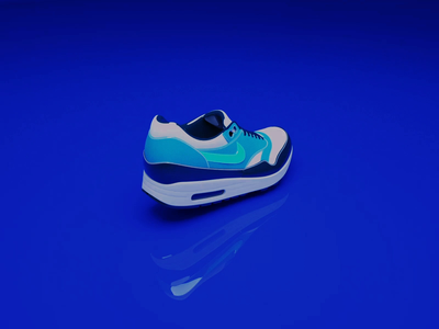 Nike Shoes animation