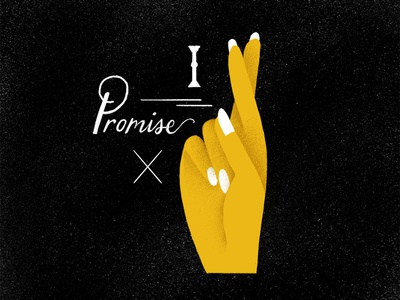i promise..