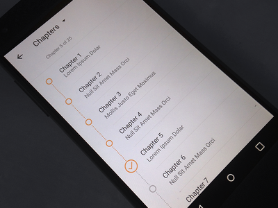 Audio Co Photo 03 audiobook nexus android material material design