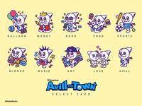 select card Avill