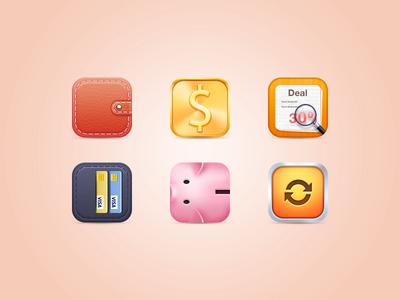 Fund APP Icons