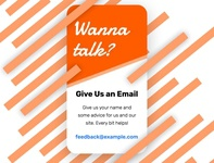 Orange Mobile Contact Page