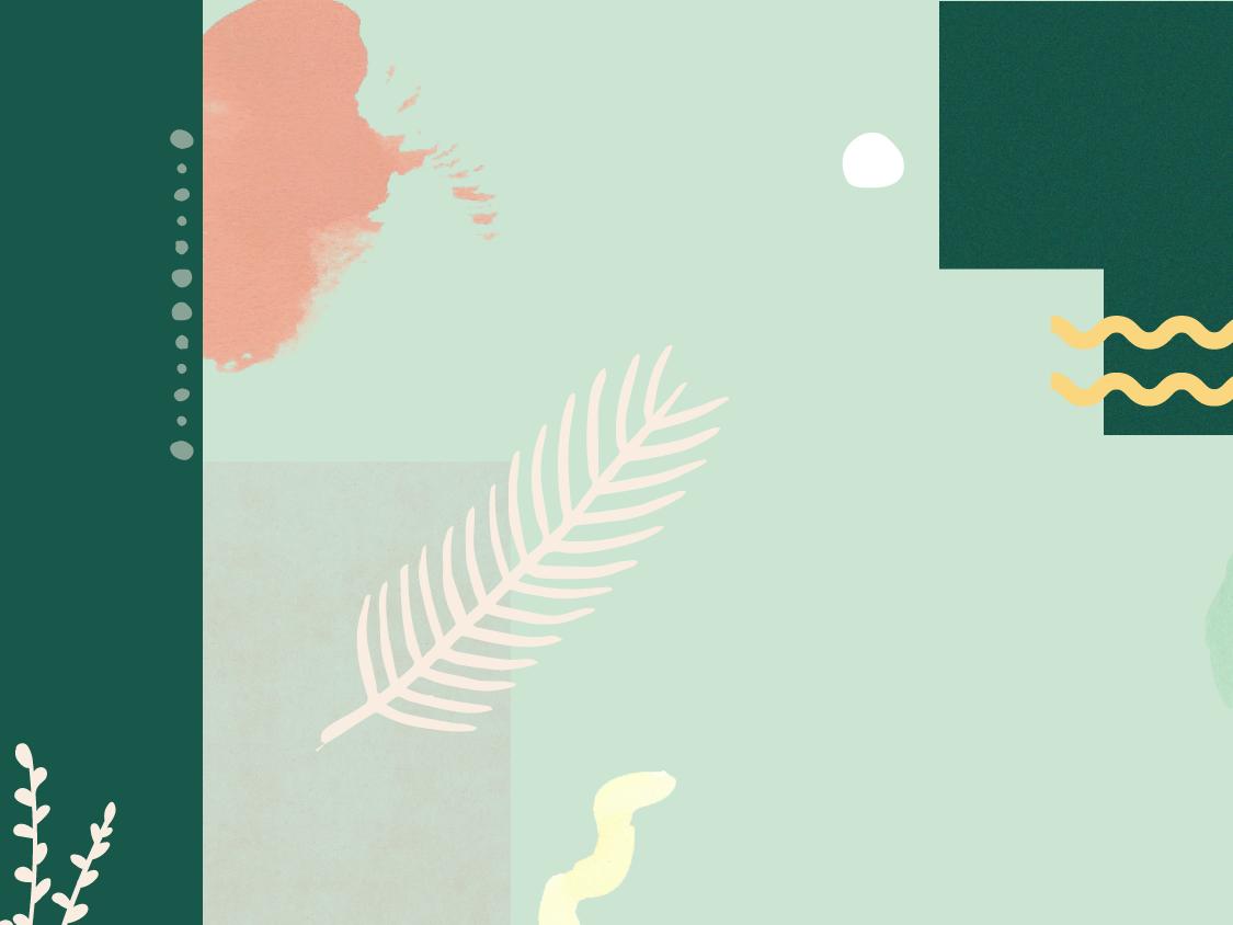 La Plante Pattern design restaurant illustration identity design branding pattern design
