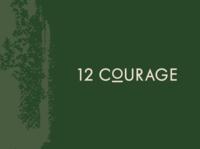 12 Courage Logo Design