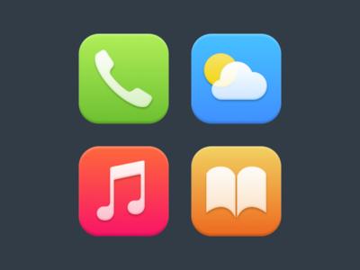 Sneak Peek ios glyph icon
