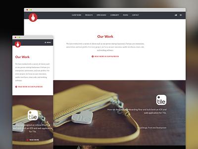 thoughtbot Case Studies thoughtbot case studies responsive design