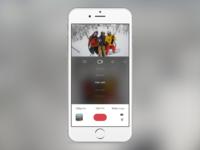 GoPro iOS Redesign