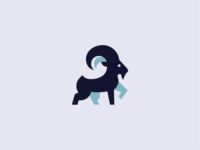 Goat logo 1 animal goat logo mascot logo esports illustration branding logotype design