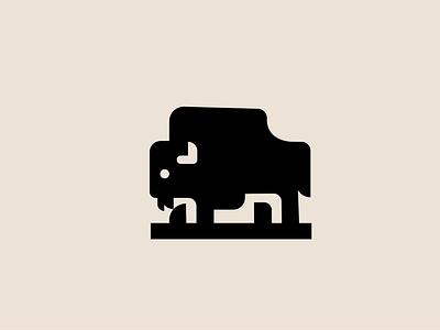 Bison logo 1 vector mascot logo esports skull typography esports logo logotype illustration design buffalo bison animals animal logo animal