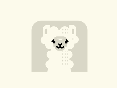 Llama cute motion graphics graphic design 3d animation llama ui logo branding vector mascot logo esports logotype illustration design