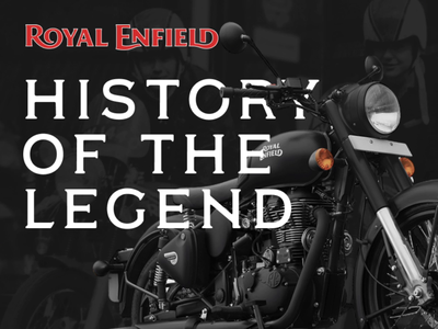The R.Enfield cycles