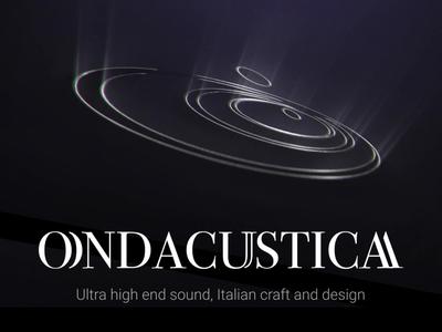 Logo presentation Ondacustica