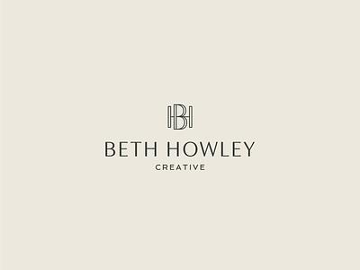 BHC Logo branding design brand identity branding graphic design sophisticated timeless logo design minimal design wordmark monogram interior design logo interior designer interior design logo