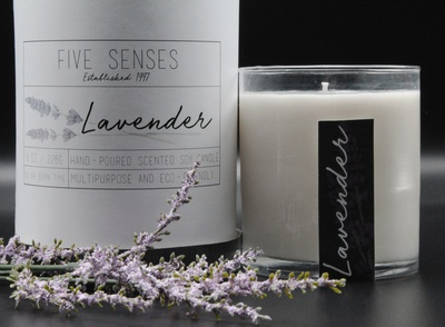 Five Senses Candle