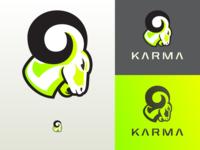 "WIP Karma ""GOAT"" logo concept"
